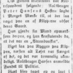 1914-03-30 Bornholms Tidende side 2, Julius fundet druknet